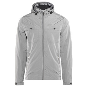 Tenson Tiger Jacket Men Grey